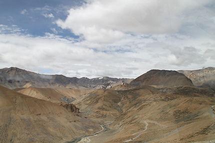 Route himalayenne, Leh en Inde