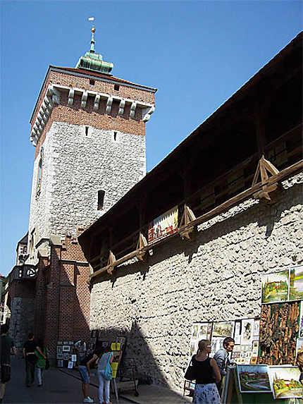 Brama Florianska