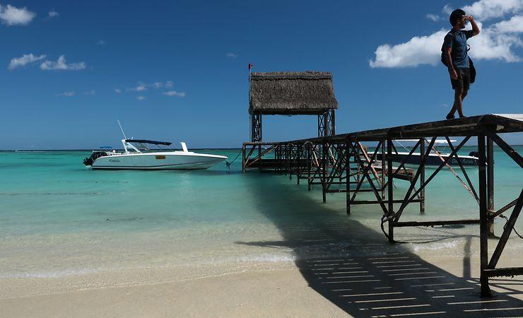 Rien à l'horizon ? Île Maurice