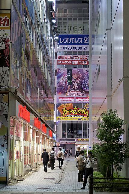 Akihabara le soir