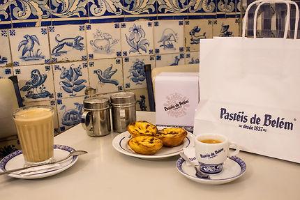 Les incontournables pastéis de Belém