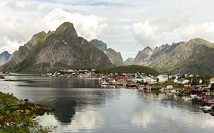 Reine, Île de Moskenesøy, Norvège