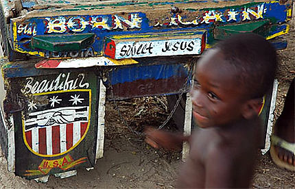 Gamin, du côté d'Akuse