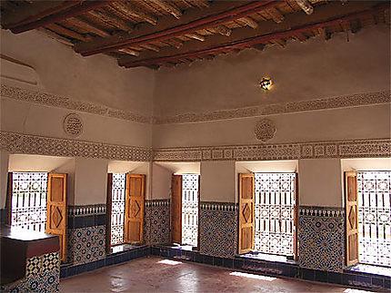 Intérieur du château!