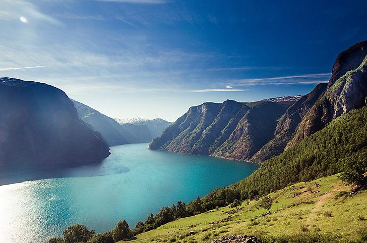 n°2 : Les grands fjords (Norvège)