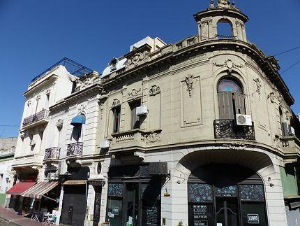 Immeuble d'autrefois
