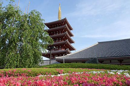 Pagode du Senso-ji