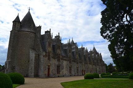 Château de Josselin, Morbihan