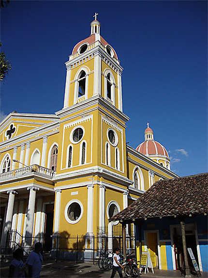 Clocher de la Cathédrale de Granada