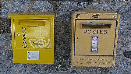 Correos / La Poste, Ordino