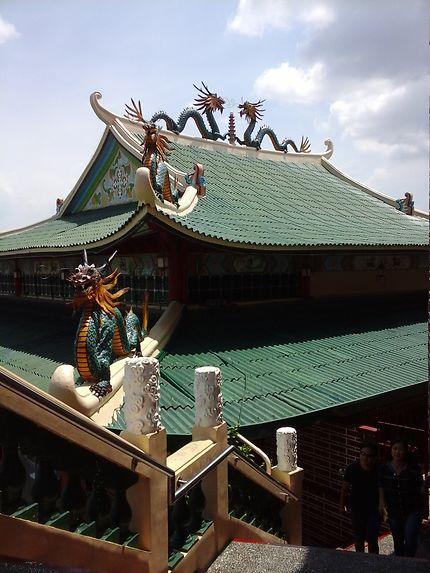 Temple chinois taoïste