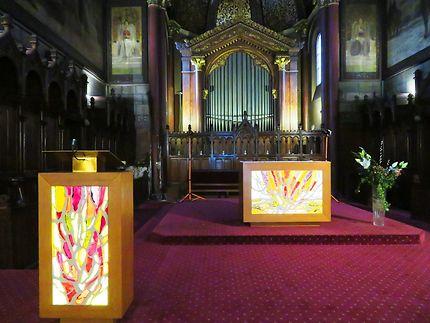 Le chœur et son orgue