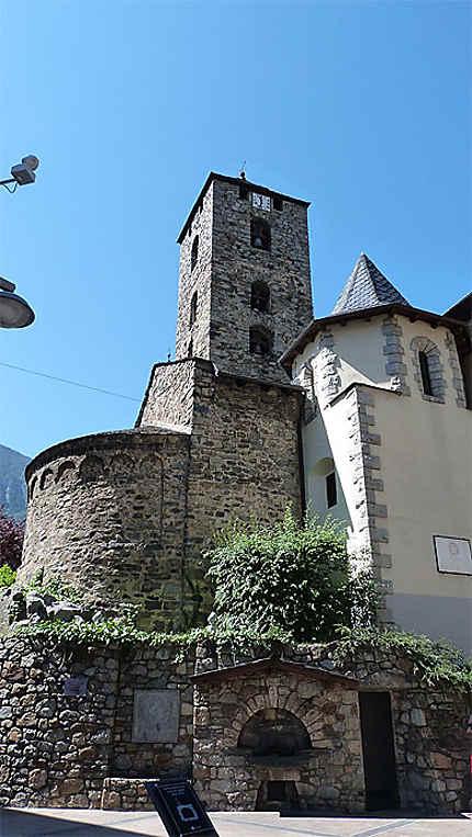Eglise, Andorre-la-Vieille