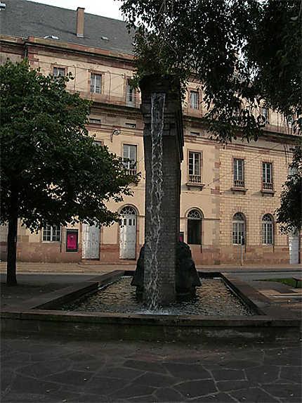 La Fontaine de Janus