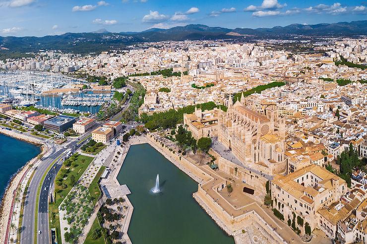 Baléares : escale à Palma de Majorque