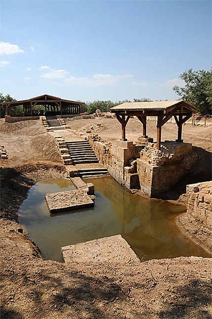 Site du Baptème du Christ