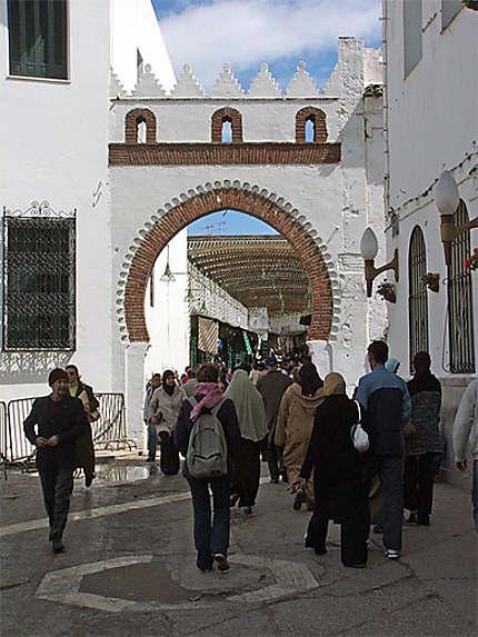 Porte d'accès à la ville de Tétouan