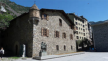 Andorre-la-Vieille (Andorra La Vella)