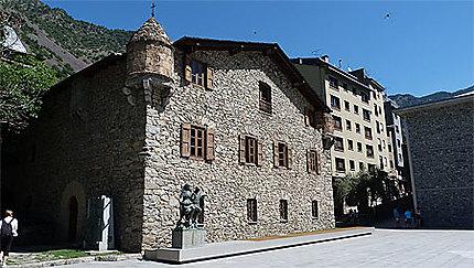 Casa de la Vall, Andorre-la-Vieille