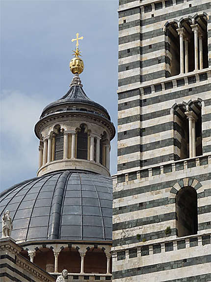 Coupole et campanile