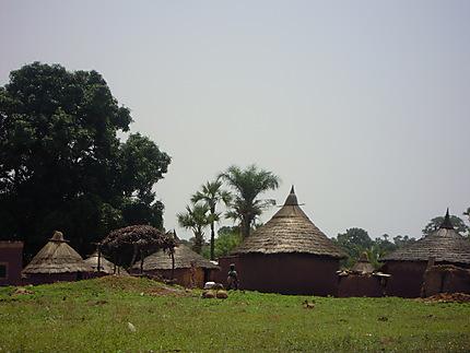 Fabédougou près de Banfora