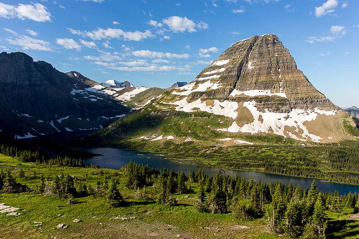 10 - Parc national de Glacier (Montana)