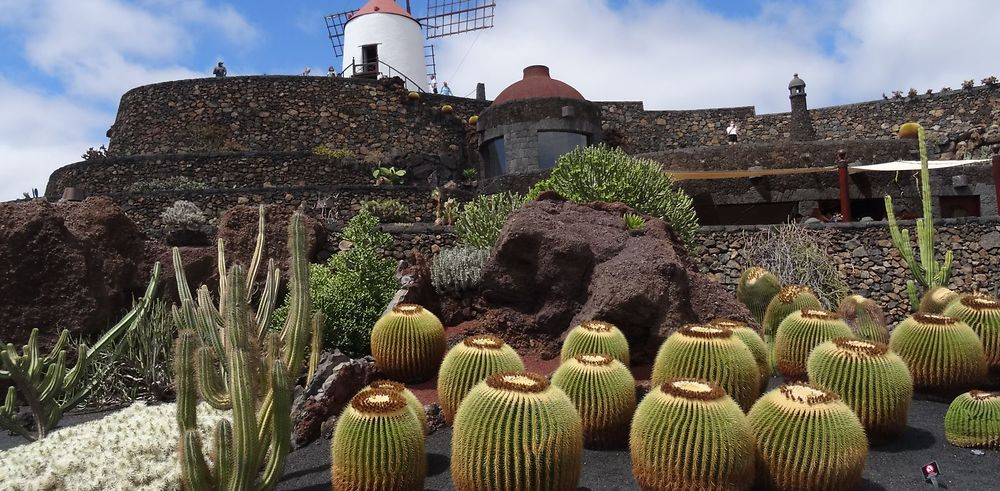 2 semaines à Lanzarote, l'île aux mille volcans