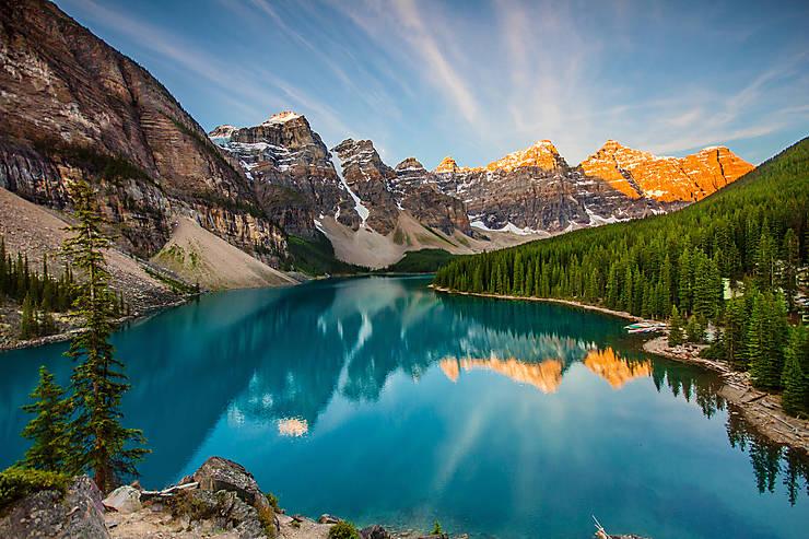 Canada, côté Ouest