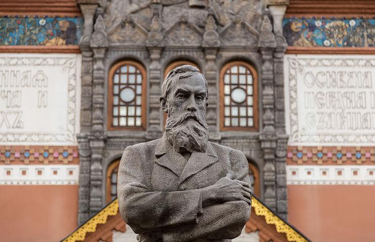 L'art russe aux galeries Tretiakov de Moscou