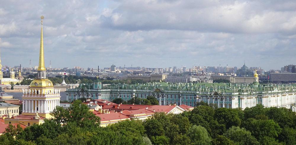 Carnet de voyage, 10 jours à Saint-Petersbourg
