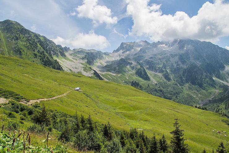 Rando - Le GR® 738 : le sentier des bergers de Belledonne dans les Alpes