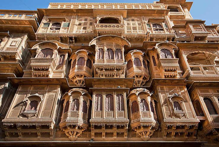 Rajasthan - Les havelis, trésor architectural du Rajasthan
