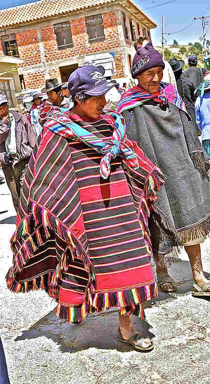 Le Marché Indien de Tarabuco