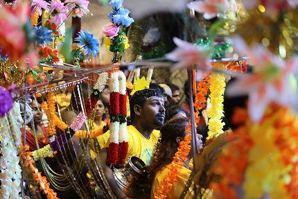 Festival Thaipusan