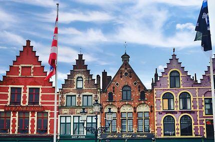La Grand-Place de Bruges