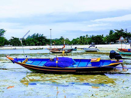 Magnifique crique à Thong Sala