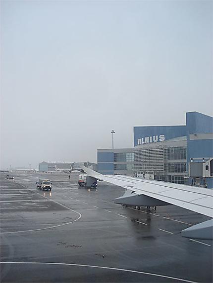 L'aéroport de Vilnius