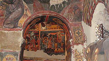Église d'Asinou (région du Troodos)