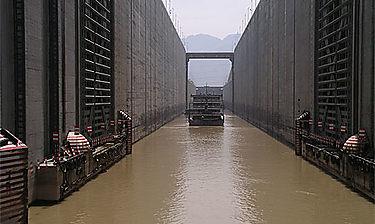 Barrage des Trois Gorges