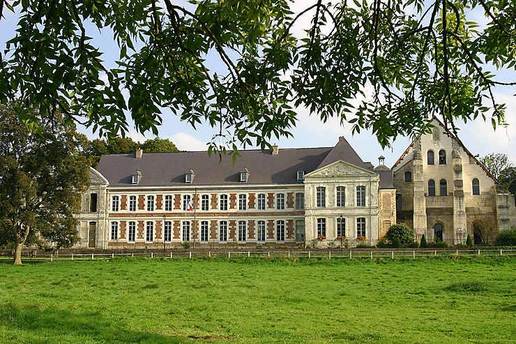 L'église cistercienne de Vaucelles (Nord)