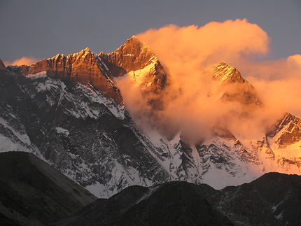 Face Sud Lhotse : the only limit is your mind