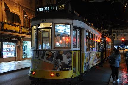 Lisbonne Tramway 12