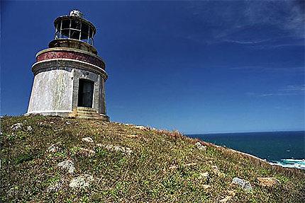 Le phare d'Evatra