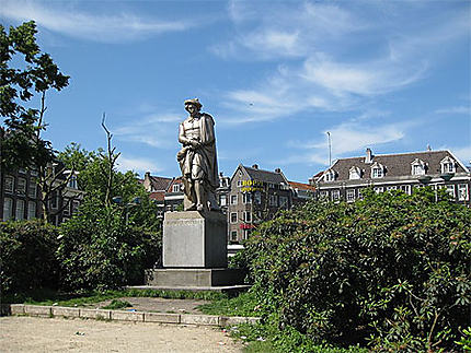 Statue de Rembrandt
