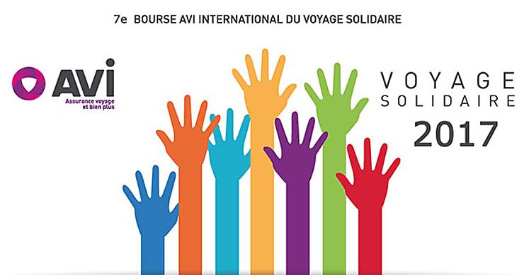 Voyage solidaire - Bourse AVI : 3 000 € pour aider votre projet de solidarité internationale
