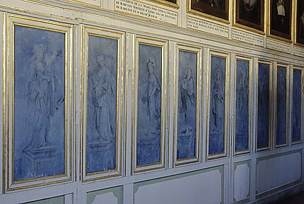 La galerie des Illustres