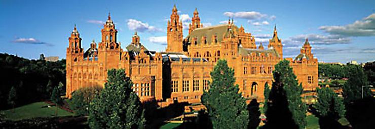 Glasgow nuit et jour id es week end cosse - Office du tourisme ecosse ...