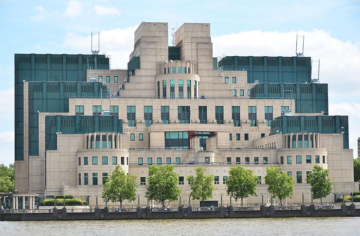 Londres, sur les traces de James Bond