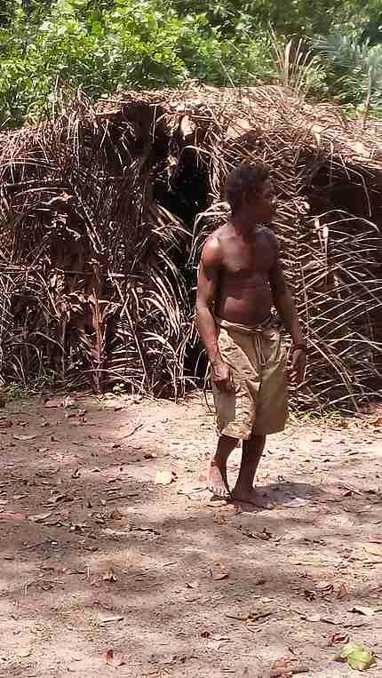 Visite du village pygmée