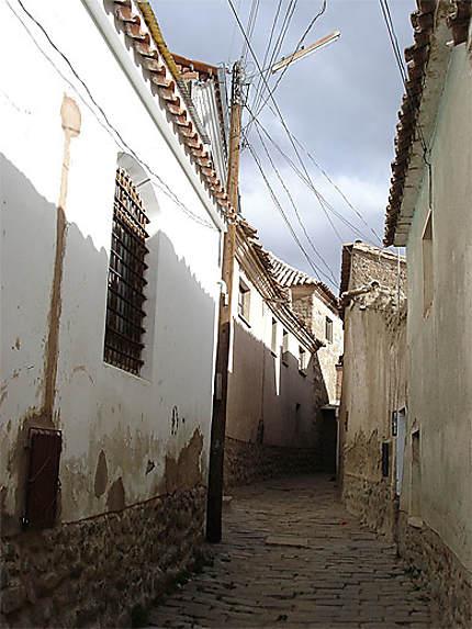 Ruelle de Potosí